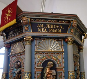 Церковь в Bromölla, Швеция